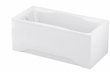 Akrilo vonia Cersanit Pure, 150x70