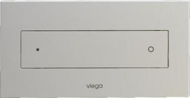 WC klavišas VISIGN FOR STYLE 12 nerūdijančio plieno