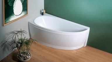 Apdailos plokštė voniai Ravak Avocado, 150 R