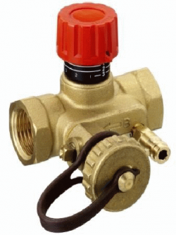 Balansinis ventilis Danfoss, USV-I 25, R1 PN16