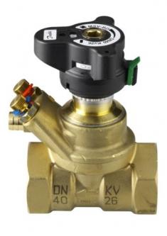 Balansinis ventilis Danfoss, MSV-BD 40