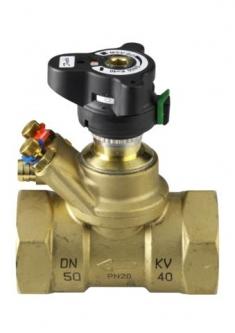Balansinis ventilis Danfoss, MSV-BD 50
