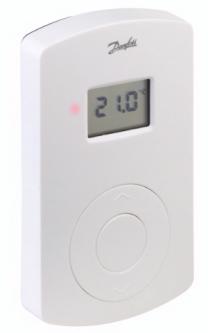 Patalpos termostatas su ekranu SF-RD