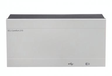 Elektroninio reguliatoriaus DANFOSS ECL Comfort 210 mont. dėžutė