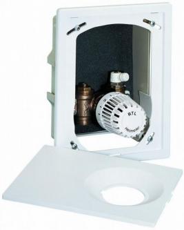 Multibox RTL dėžutė balta