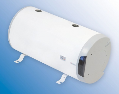 Vandens šildytuvas DRAŽICE OKCEV 160L, horizontalus, elektrinis