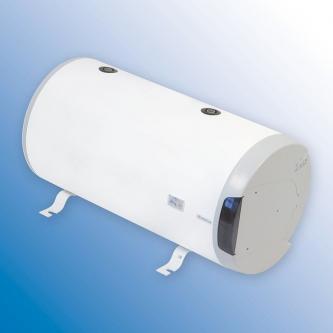 Vandens šildytuvas DRAŽICE OKCV 125L, horizontalus, kombinuotas