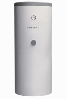 Vandens šildytuvas NIBE-BIAWAR MEGA W-E220.81 220L vertikalus, be teno