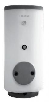Vandens šildytuvas NIBE-BIAWAR MEGA solar W-E1000.82A 1000L vertikalus, be teno