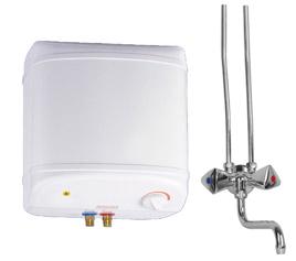 Vandens šildytuvas NIBE-BIAWAR OW-5.2+ virš kriauklės