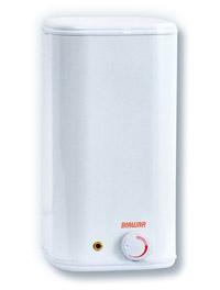 Vandens šildytuvas NIBE-BIAWAR OW-10 B virš kriauklės