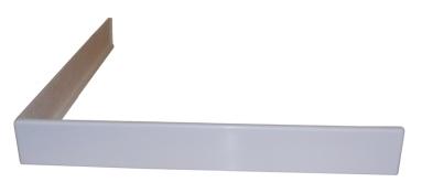 Dušo padėklo VISPOOL KD-90 apdaila, L forma