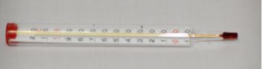 Termometras 120*C trumpas T 200-V