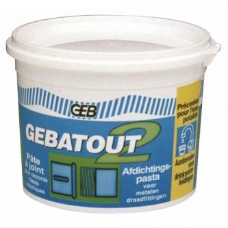 Sandarinimo pasta Gebatout, 2 TUBE 200 g