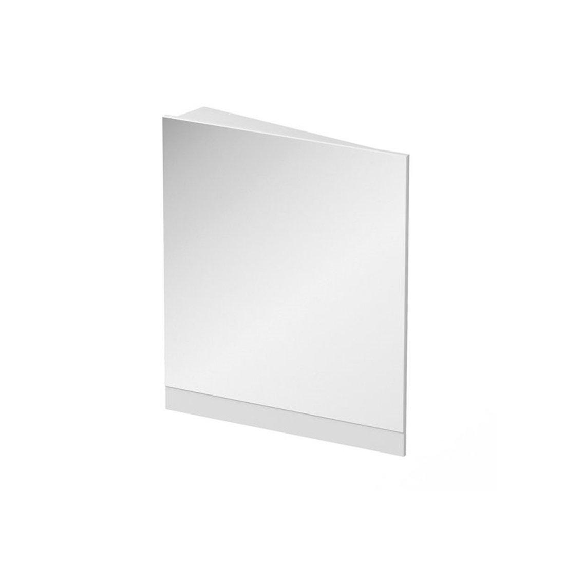 Kampinis veidrodis 10°, 650, L balta